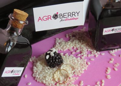 Agroberry for weddings