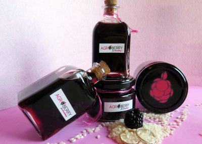 Agroberry for weddings
